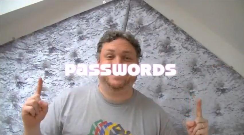 Problem passwords